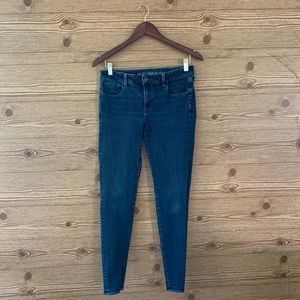 AMERICAN EAGLE OUTFITTERS JEGGING JEAN JEANS LONG